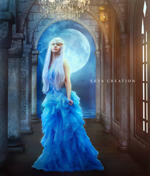 Moonlight Princess by ektapinki