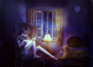Magic Book by ektapinki
