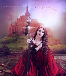 Warrior Princess by ektapinki