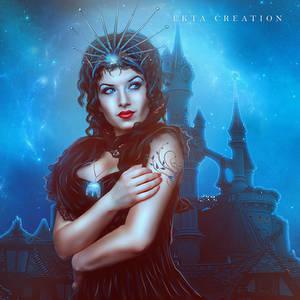 Dark Queen by ektapinki