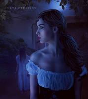 Ghost by ektapinki