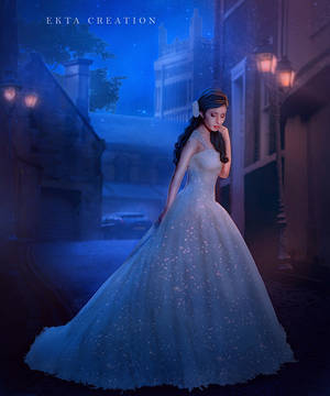 The Runaway Bride by ektapinki