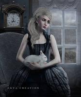 The Silent Princess by ektapinki