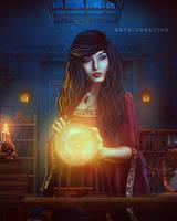 Sorceress by ektapinki