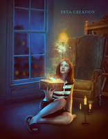 Magical night by ektapinki