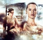 Star wars Rey fan art