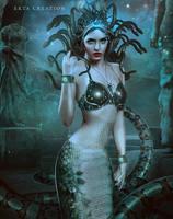 Medusa by ektapinki