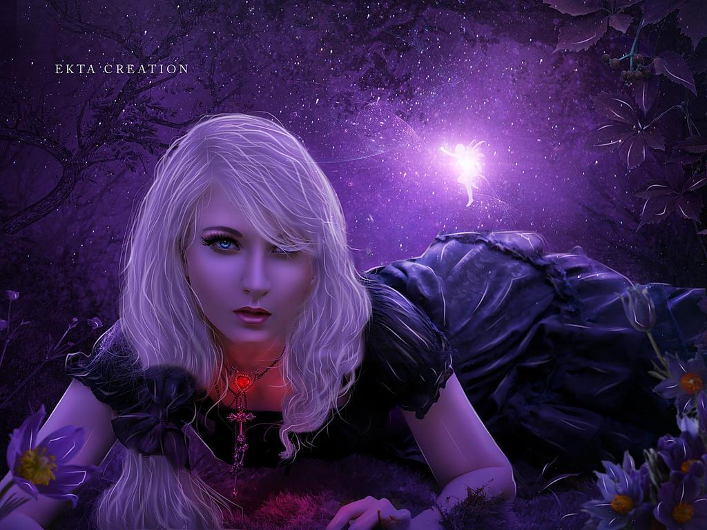 Enchanting by ektapinki