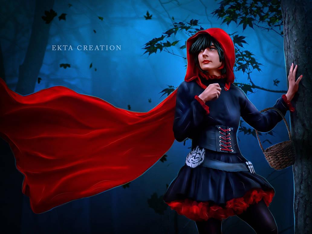 Red by ektapinki
