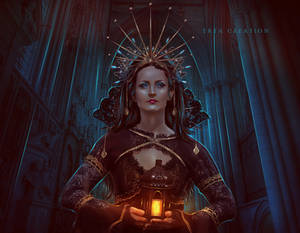 Light In The Dark by ektapinki
