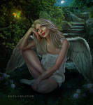 Angel Dreams by ektapinki