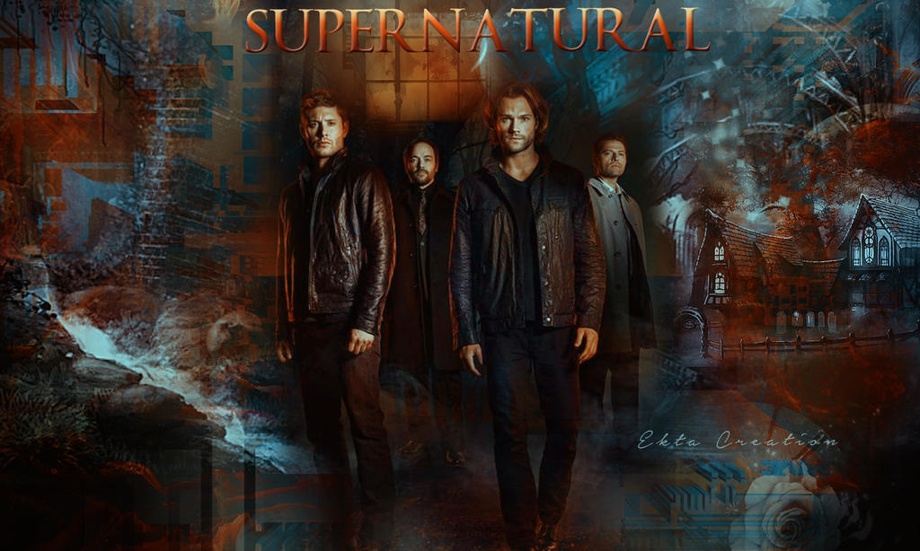 Supernatural 12 by ektapinki on DeviantArt