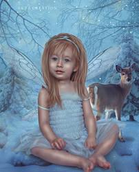 Little Snow Fairy Copy by ektapinki