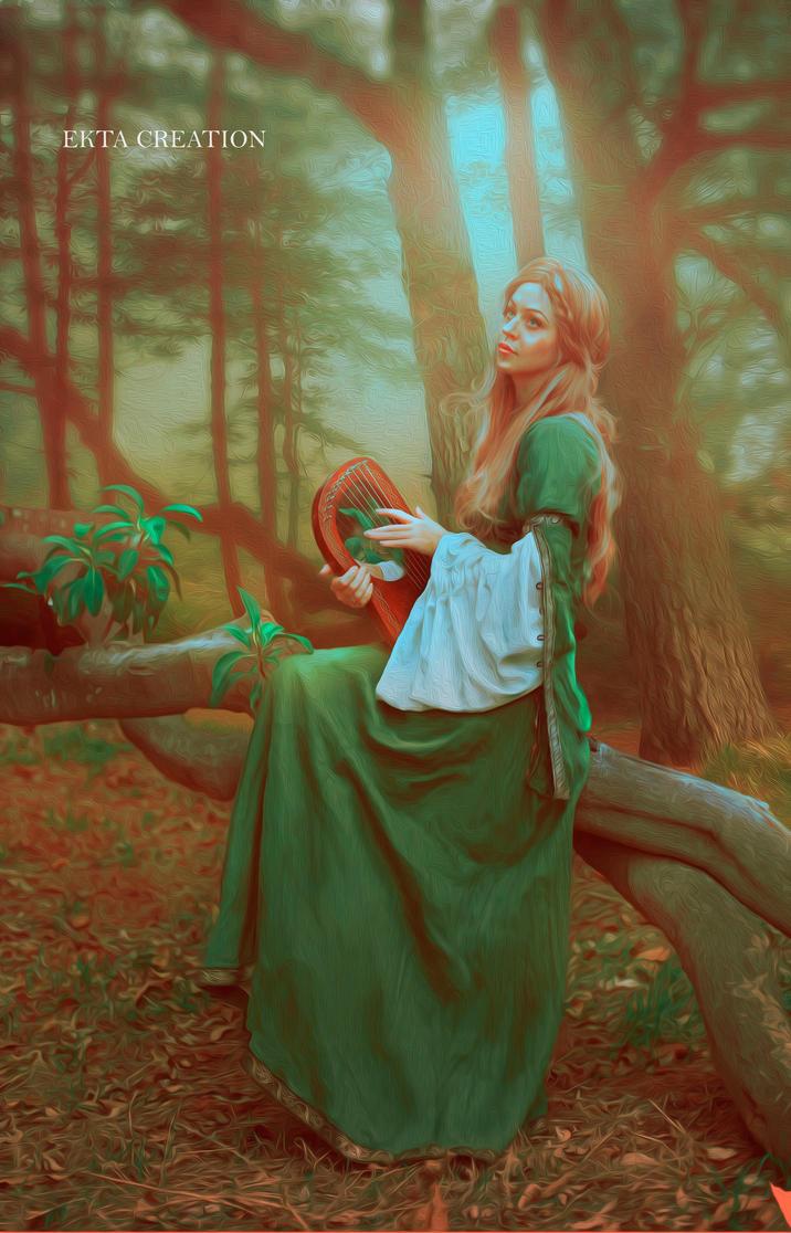 the Autumn Song by ektapinki