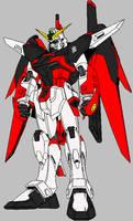 Destiny Gundam Custom