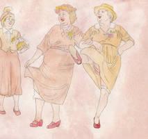 The aunties