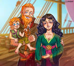 family by YakoAlyarin