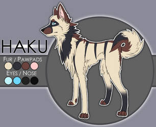 11# Haku by POSONEEE