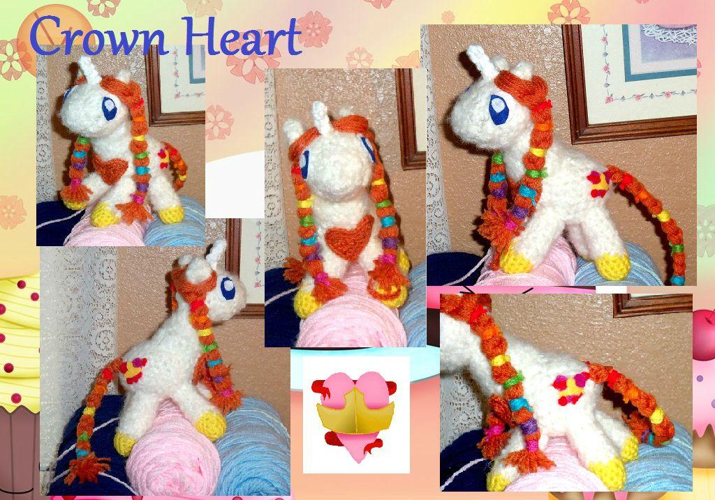 My Little Crown Heart by SunnyFaceMLP