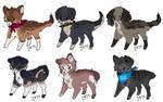 pup adopts closed