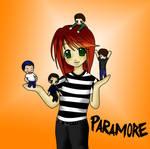 Paramore Chibis