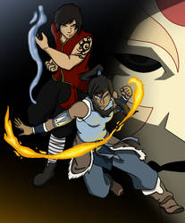 Legend of Korra - OC