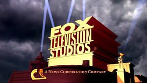 Fox Television Studios 1998-2008 logo Remake