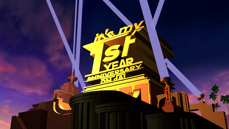 It s my st anniversary on deviantart by logomanseva on deviantart