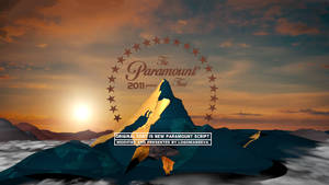 2011 Paramount Font by logomanseva
