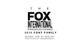 FIP 2010 Font Family by logomanseva