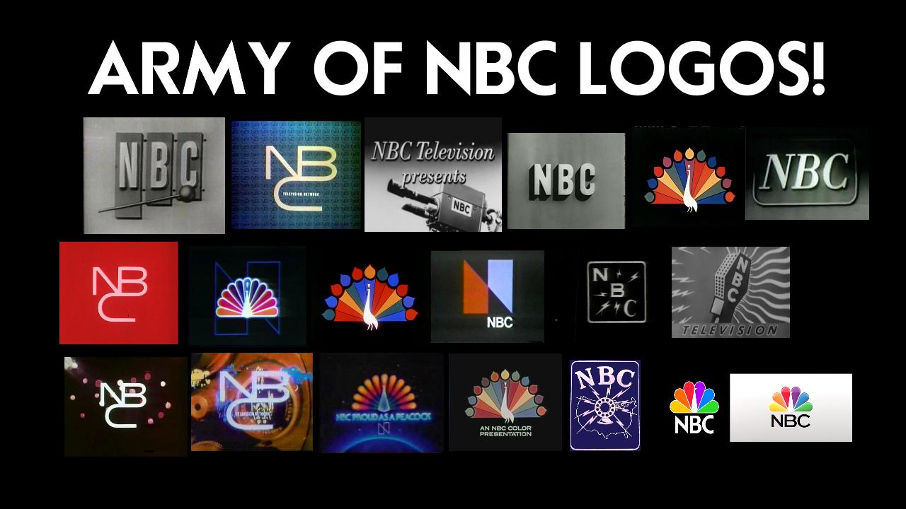 army of nbc logos by logomanseva on deviantart