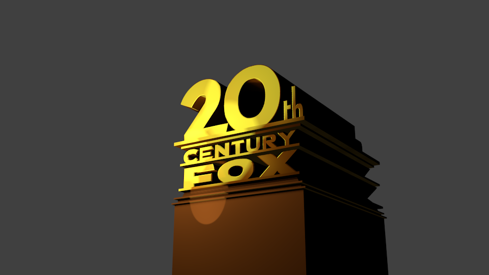 20th Century Fox 1994 Remake V10 W I P by logomanseva on