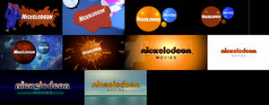 Nickelodeon Movies logo remakes