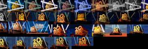 Other Retro Fox logo remakes V4