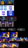 TCF Home Entertainment logo remakes v3