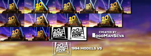 20th Century Fox 1994 Models V5