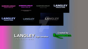 Langley Productions logo remakes