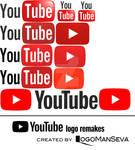 YouTube logo remakes