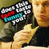 Dean Winchester's Funny Taco by Ayame288