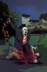 Vampire Concept art