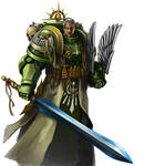 Dark angels Captain