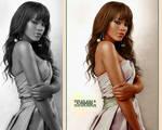 Colorize Rihanna