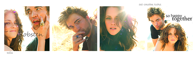 Set Icon Robsten by Valle89
