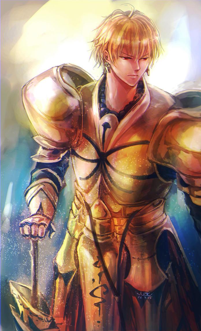 Gilgamesh - [Fate] by MsViVid