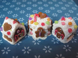 Gingerbread Sweets by WaterGleam