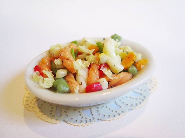 Italian pasta salad by WaterGleam