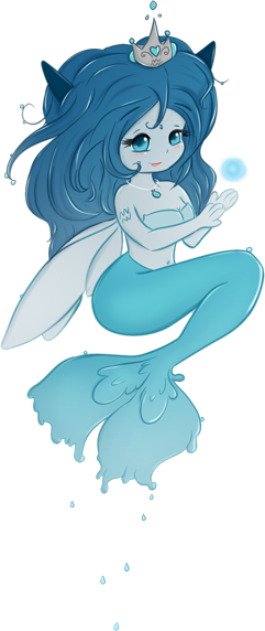 Gleam water nymph by WaterGleam