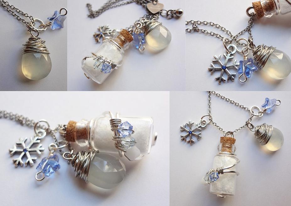 Snow Beauty - Bottle Give-Away by WaterGleam