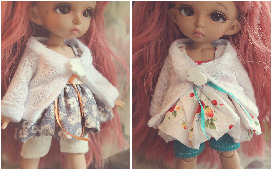 Puff Dresses for Pukifee by WaterGleam