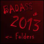 BADASS 2013 by Suuxe